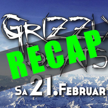 Grizzly Beats 2015/02/21 Recap