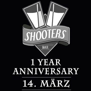 Shooters DnB Night am Sa. 14. März 2015!