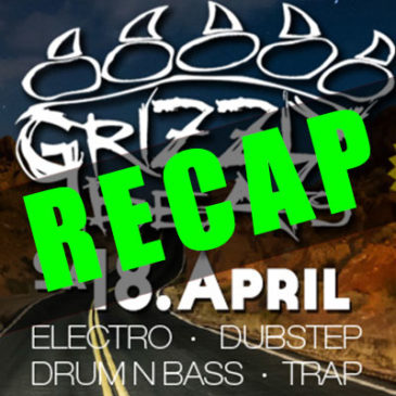Grizzly Beats 2015/04/18 Recap