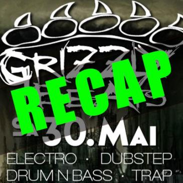 Grizzly Beats 2015/05/30 Recap
