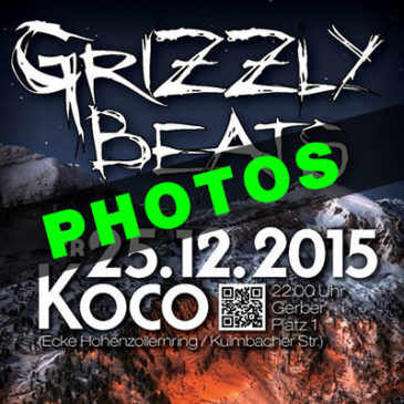 Grizzly Beats 2015/12/25 Photos