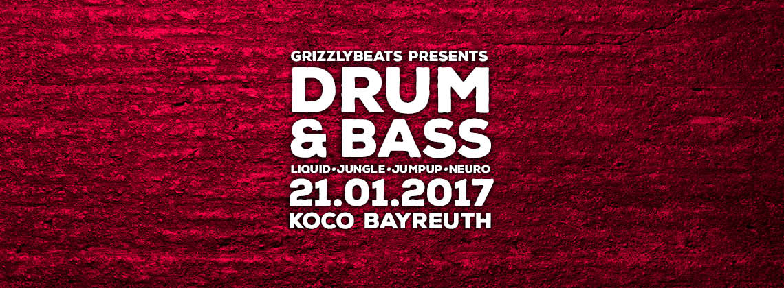 Grizzly Drum & Bass Party