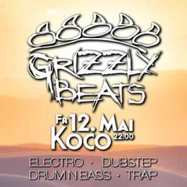Grizzly Beats am 12.05.2017