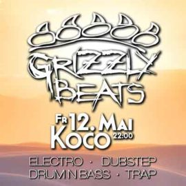 Grizzly Beats am 12. Mai 2017