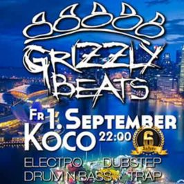 Grizzly Beats am 01.09.2017