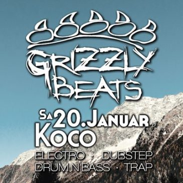Grizzly Beats am 20.01.2018