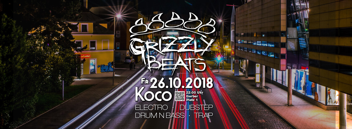 Grizzly Beats 26.10.2018